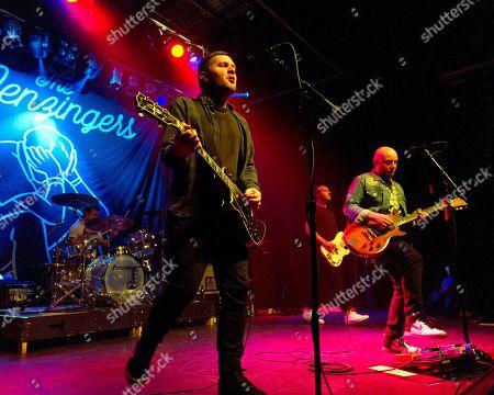 The Menzingers - Greg Barnett and Tom May