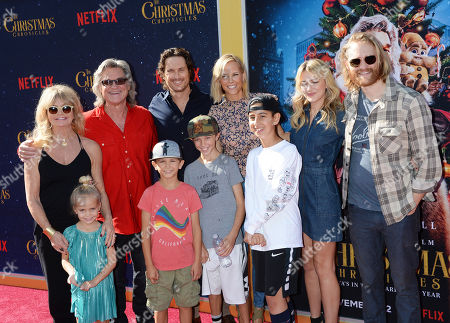 Editorial picture of 'The Christmas Chronicles' film premiere, Los Angeles, USA - 18 Nov 2018