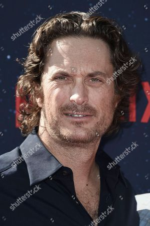 Stock Picture of Oliver Hudson