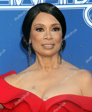 Stock Picture of Valarie Pettiford