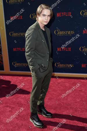"""Editorial photo of World Premiere of """"The Christmas Chronicles"""", Los Angeles, USA - 18 Nov 2018"""