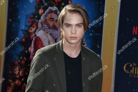 """Editorial picture of World Premiere of """"The Christmas Chronicles"""", Los Angeles, USA - 18 Nov 2018"""
