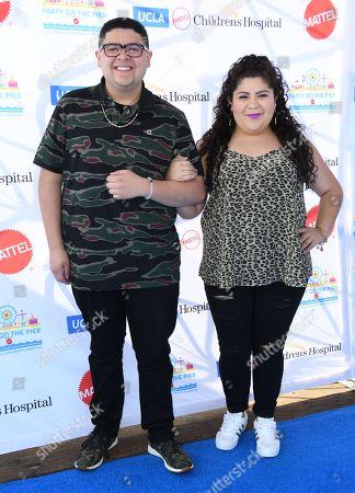 Rico Rodriguez, Raini Rodriguez