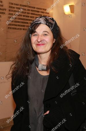 Editorial photo of Nestroy Gala, Vienna, Austria - 17 Nov 2018