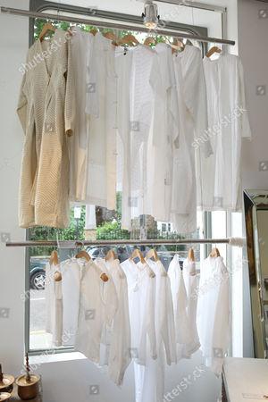 Editorial picture of Priscilla Carluccio at her shop 'Few and Far', Brompton Road, London, Britain - 22 Jul 2009