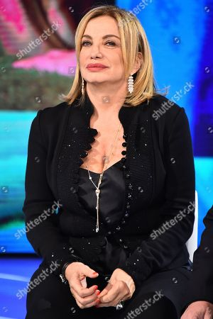 Editorial photo of 'Domenica Live' TV show, Rome, Italy - 18 Nov 2018