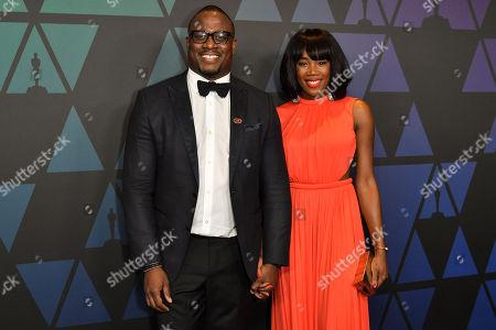 Editorial photo of Governors Awards, Arrivals, Los Angeles, USA - 18 Nov 2018