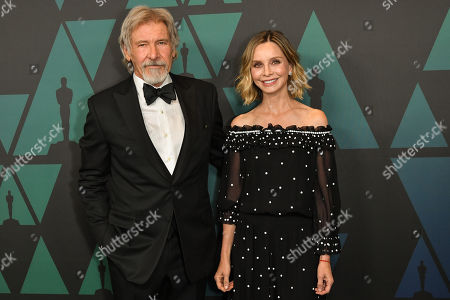 Editorial picture of Governors Awards, Arrivals, Los Angeles, USA - 18 Nov 2018