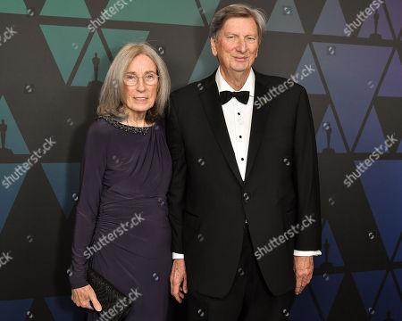Carol Littleton and John Bailey