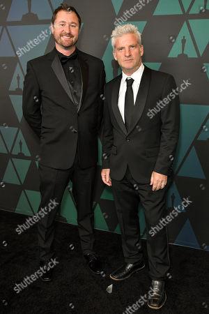 Stock Picture of Erik Aadahl and Ethan Van der Ryn