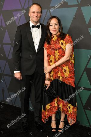 Phil Hay and Karyn Kusama