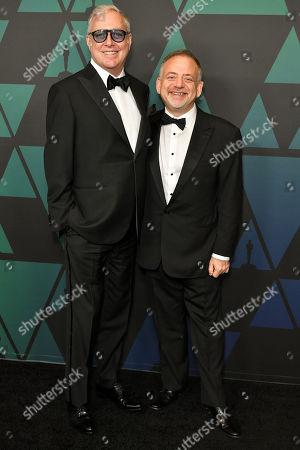 Scott Wittman and Marc Shaiman
