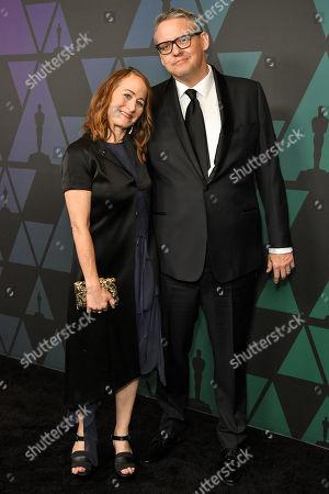 Shira Piven ? and Adam McKay