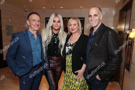 Mychael Danna - Composer, Kesha, Mimi Leder - Director and Daniel Stiepleman - Writer