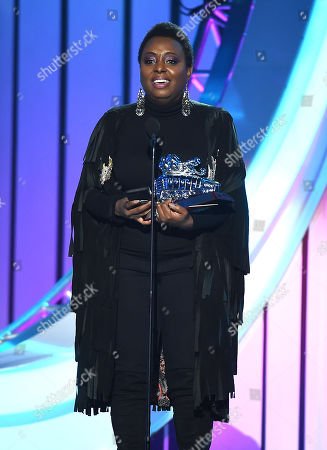 Editorial photo of Soul Train Awards, Show, Las Vegas, USA - 17 Nov 2018