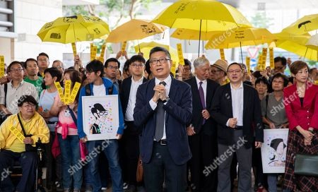 Occupy Central trial, Hong Kong