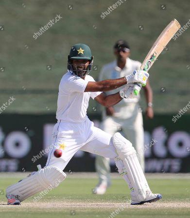 New Zealand v Pakistan, Test Match, Abu Dhabi
