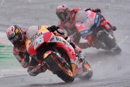 MotoGP race - Dani Pedrosa