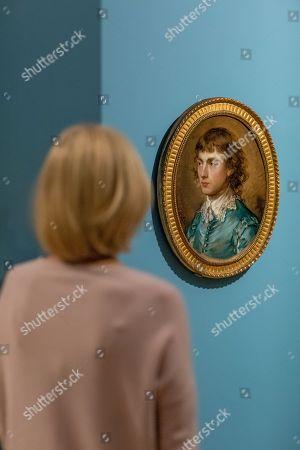 'Gainsborough's Family Album' exhibition, London