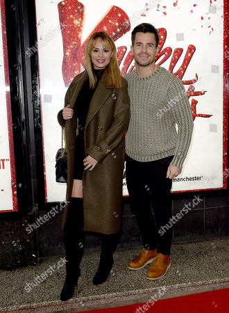 Editorial image of Kinky boots press night, The Opera House, Manchester, UK - 13 Nov 2018