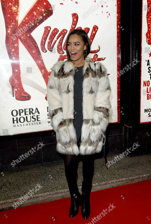 Editorial picture of Kinky boots press night, The Opera House, Manchester, UK - 13 Nov 2018