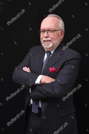 Editorial image of Wallerand De Saint Just, Membre du bureau executif du RN, Paris, France - 15 Nov 2018