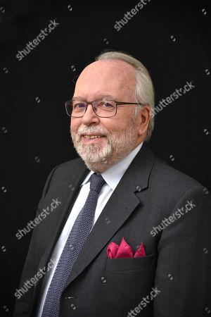 Editorial photo of Wallerand De Saint Just, Membre du bureau executif du RN, Paris, France - 15 Nov 2018