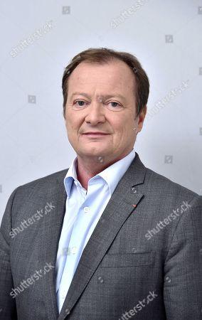 Editorial image of Stephane Peu, Depute PCF de Seine-Saint-Denis, Paris, France - 18 Nov 2018