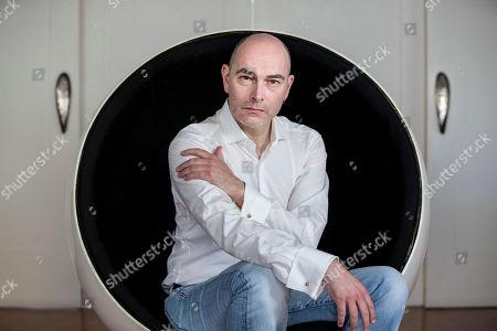 Stock Picture of Nick Van Bloss