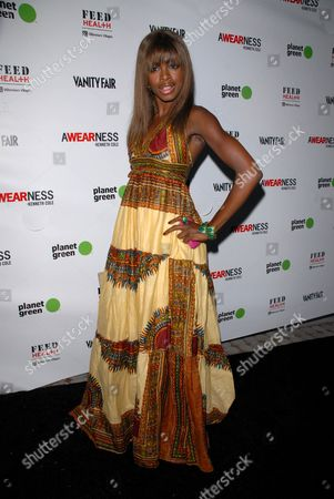 Stock Photo of Nzinga Blake