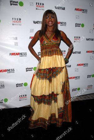 Stock Picture of Nzinga Blake