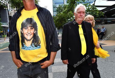 Editorial photo of Annette Mason murder inquest in Brisbane, Australia - 19 Nov 2018