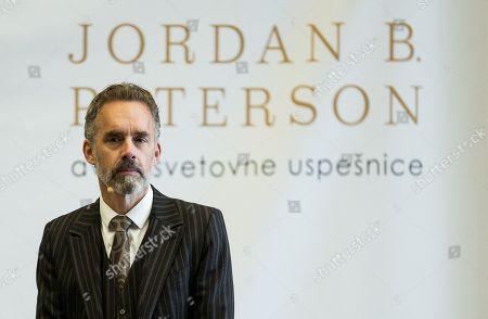 Jordan B. Peterson lecture, Gospodarsko razstavisce, Ljubljana