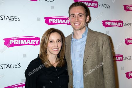 Stock Picture of Adrienne Campbell-Holt, Brian Wiles