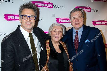 Tim Daly, Tyne Daly, John Procaccino
