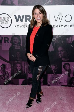 """Nicole Boxer attends TheWrap's """"Power Women Summit"""" at the InterContinental, in Los Angeles"""