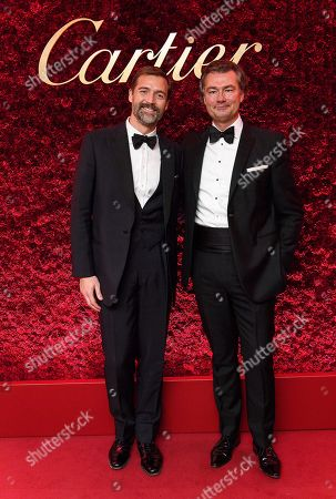 Patrick Grant and Laurent Feniou