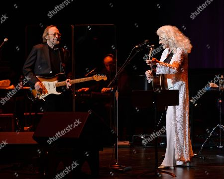 Stephen Stills, Judy Collins