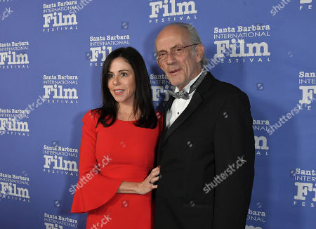 Jane Walker Wood and Christopher Lloyd