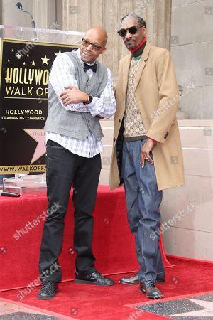 Snoop Dogg and Warren G