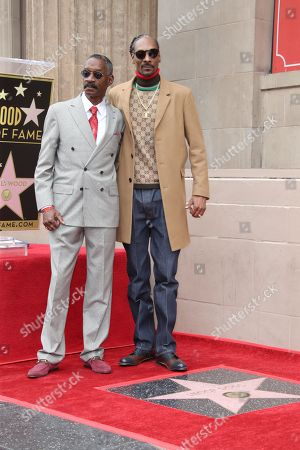 Editorial image of Snoop Dogg Receives a Star on the Hollywood Walk of Fame, Los Angeles, USA - 19 Nov 2018