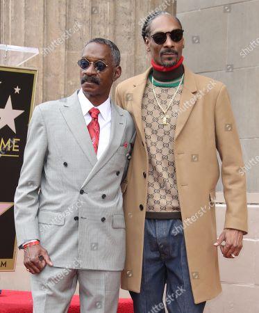 Snoop Dogg and Vernell Varnado