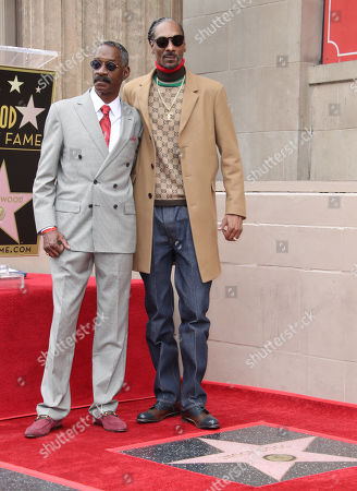 Editorial photo of Snoop Dogg Receives a Star on the Hollywood Walk of Fame, Los Angeles, USA - 19 Nov 2018