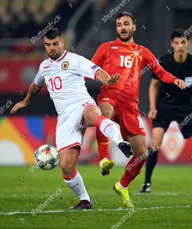 Macedonia v Gibraltar