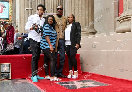 Editorial picture of Snoop Dogg Honored with a Star on the Hollywood Walk of Fame, Los Angeles, USA - 19 Nov 2018