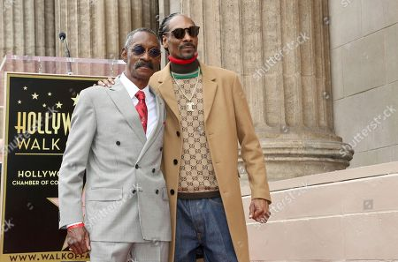 Stock Picture of Vernell Varnado, Snoop Dogg, Calvin Broadus