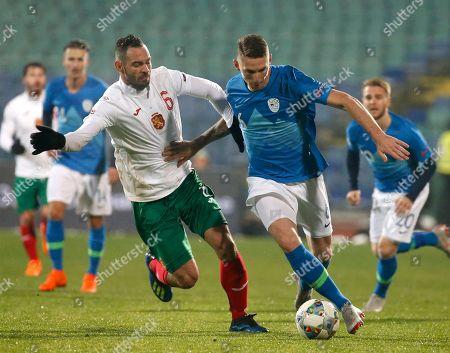 Slovenia v Bulgaria