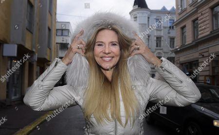 Stock Picture of Liza Marklund