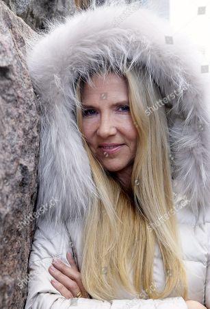 Stock Photo of Liza Marklund