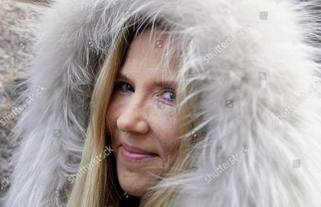 Editorial picture of Swedish author Liza Marklund Portrait, Helsinki, Sweden - 05 Oct 2018